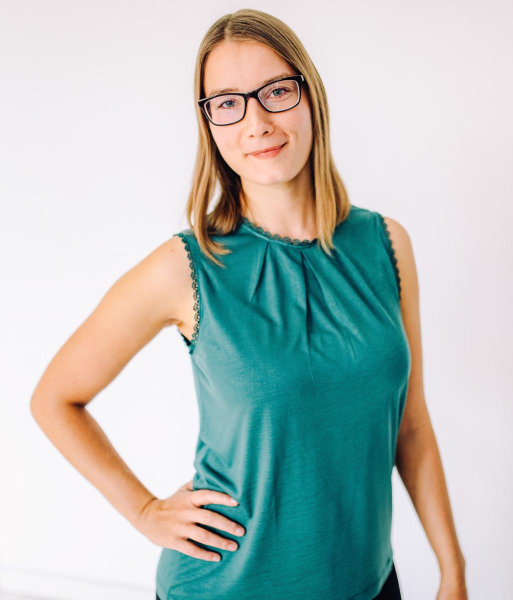 Anja Detoxcoach hilft Businessleute mit wenig Zeit schnell