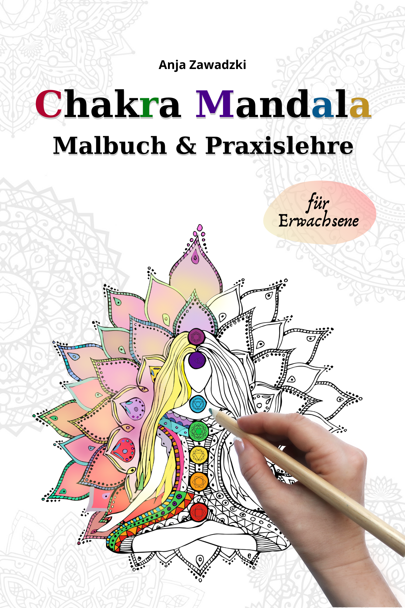 eBook Mandala Malbuch Chakra